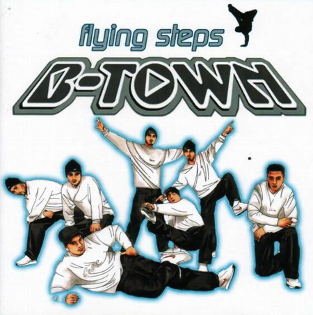 Альбом Flying Steps - B-Town