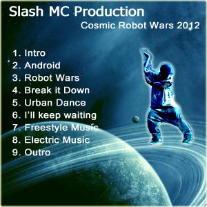 Cosmic Robot Wars 2012