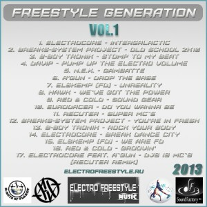 Freestyle Generation vol. 1