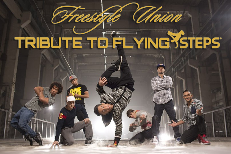 Tribute to Flying Steps