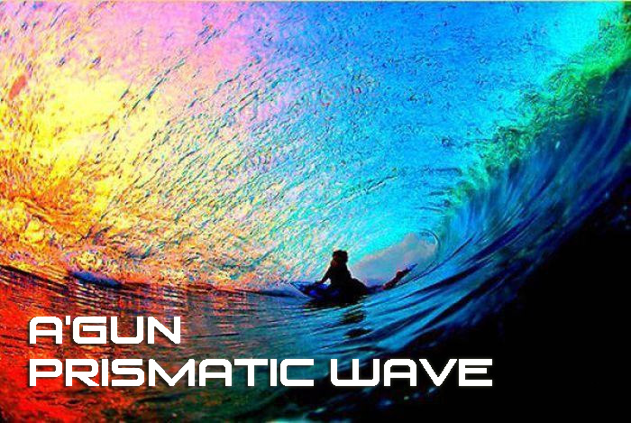 A'Gun - Prismatic wave