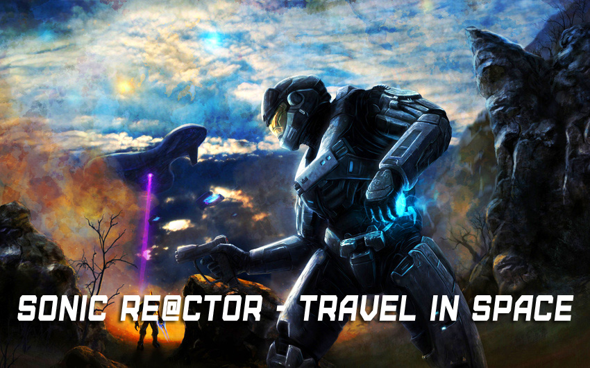 Sonic Re@ctoR - Travel In Space