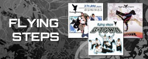 Музыка Flying Steps