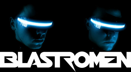 Blastromen - Robot Aggression EP