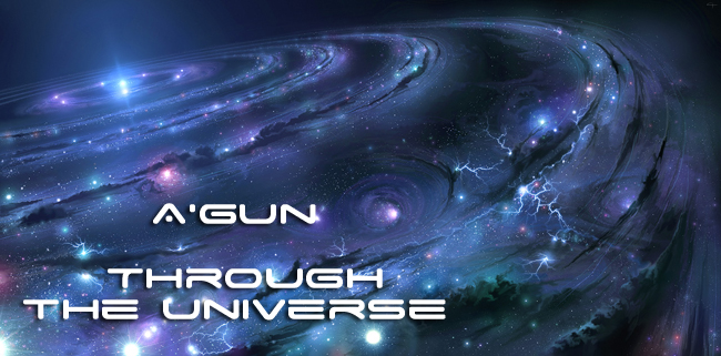 A'Gun - Through the Universe