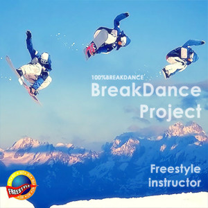 BreakDance Project - Freestyle Instructor