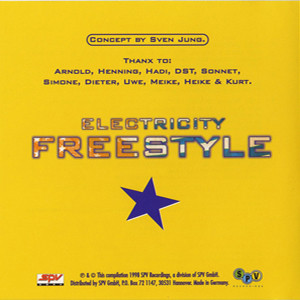 Electricity Freestyle vol.1-6