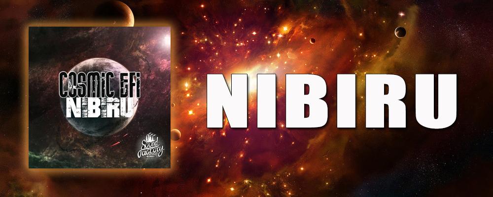 Cosmic EFI — Nibiru (EP)