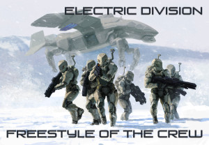 Electric Division - Freestyle Of The Crew