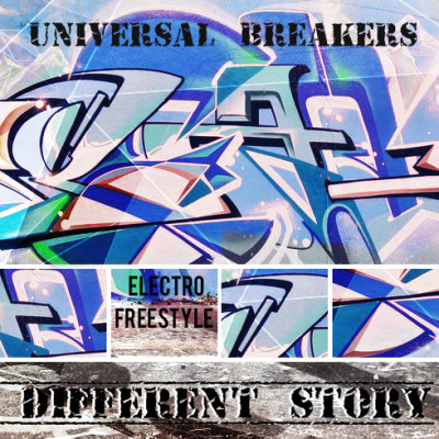 Universal Breakers - Different Story