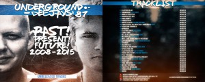 Underground DJ's '87 — Past! Present! Future! (2008-2015)