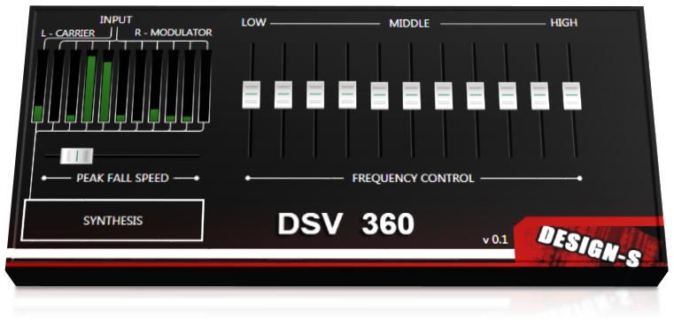 vocoder DSV-360
