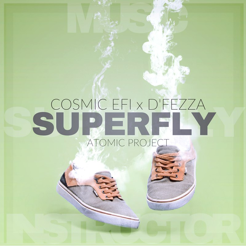 Cosmic EFI x D'fezza — Super Fly (Remix)