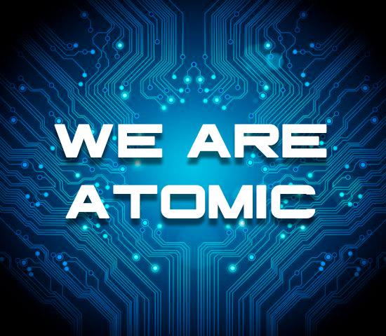 Конкурс ремиксов на трек We Are Atomic